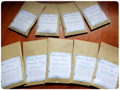 Incense Sample Packs
